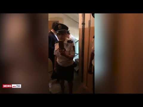 Տեսանյութ.Ներսից երեխաները գոռում են, ասում են մի արեք.Պարոն Օսիպյան դուք ոստիկանապե՞տ եք