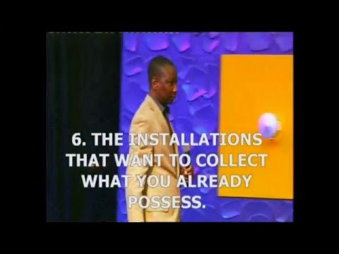 Pastor Dayo Olutayo - Lord take over my battles - Prayer guide