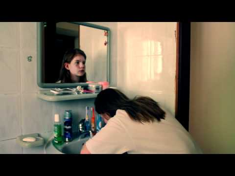 Ghost in the mirror Horror movie 2012