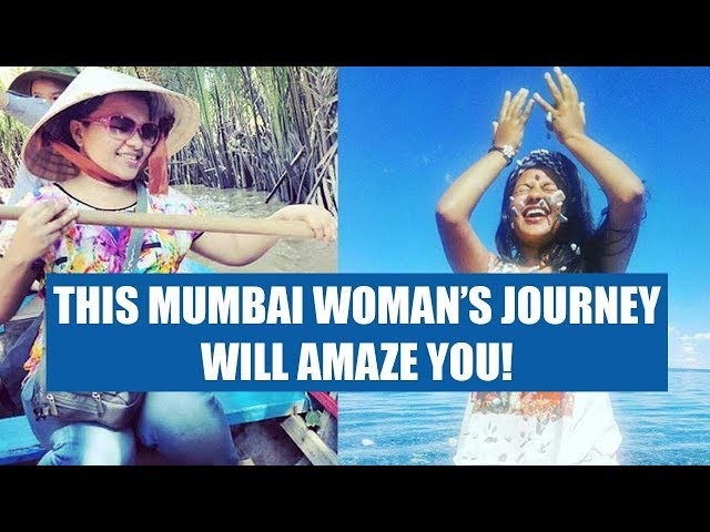 Sheetal Prasad , the woman travelled across 10 countries in a limited budget!