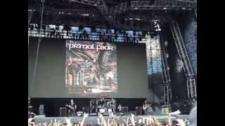 Primal Fear - Final Embrace (Monsters Of Rock - 25/04/2015)