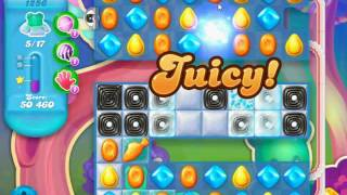 Candy Crush Soda Saga Level 1256 - NO BOOSTERS