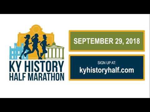 2018 kentucky history half marathon short b youtube