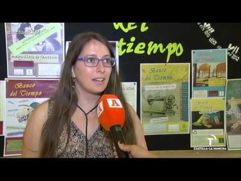 Banco de Tiempo de Herencia (Ciudad Real) en Castilla-La Mancha Televisión.