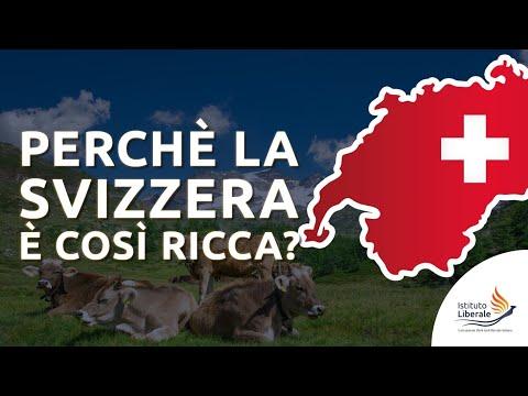 5 motivi per cui la Svizzera è il paese più ricco e libero d'Europa