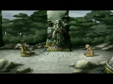 Аватар Легенда об Аанге Книга 2 Глава 19 - Гуру (чакры)