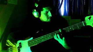 Whitesnake - Slide it in Bass Cover