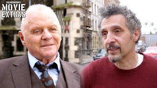 Transformers: The Last Knight   On-set visit with Anthony Hopkins & John Turturro