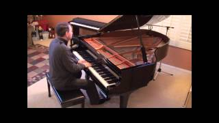 Schumann Op. 15, no. 12 Child Falling Asleep (Kind im Einschlummern).wmv