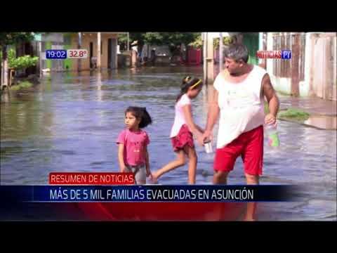 Resumen de Noticias Paraguay /  30 - 01 - 2018