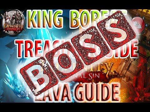 Boreas Treasure Room Secret