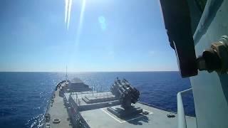 Корабли ВМФ РФ крылатыми ракетами «Калибр» нанесли удар по ИГИЛу. Покровители из США вздрогнули !