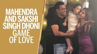 Download lagu M S Dhoni and Sakshi Dhoni s Love Story Femina Relationships MP3