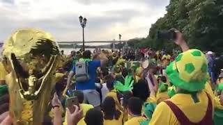 NOVA MÚSICA DO BRASIL  NA COPA DA RÚSSIA