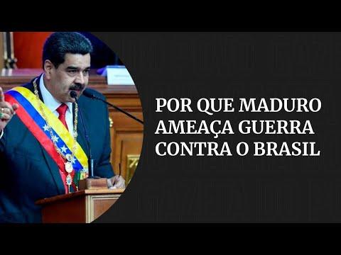 por-que-maduro-ameaça-guerra-contra-o-brasil?-|-#gazetanotícias
