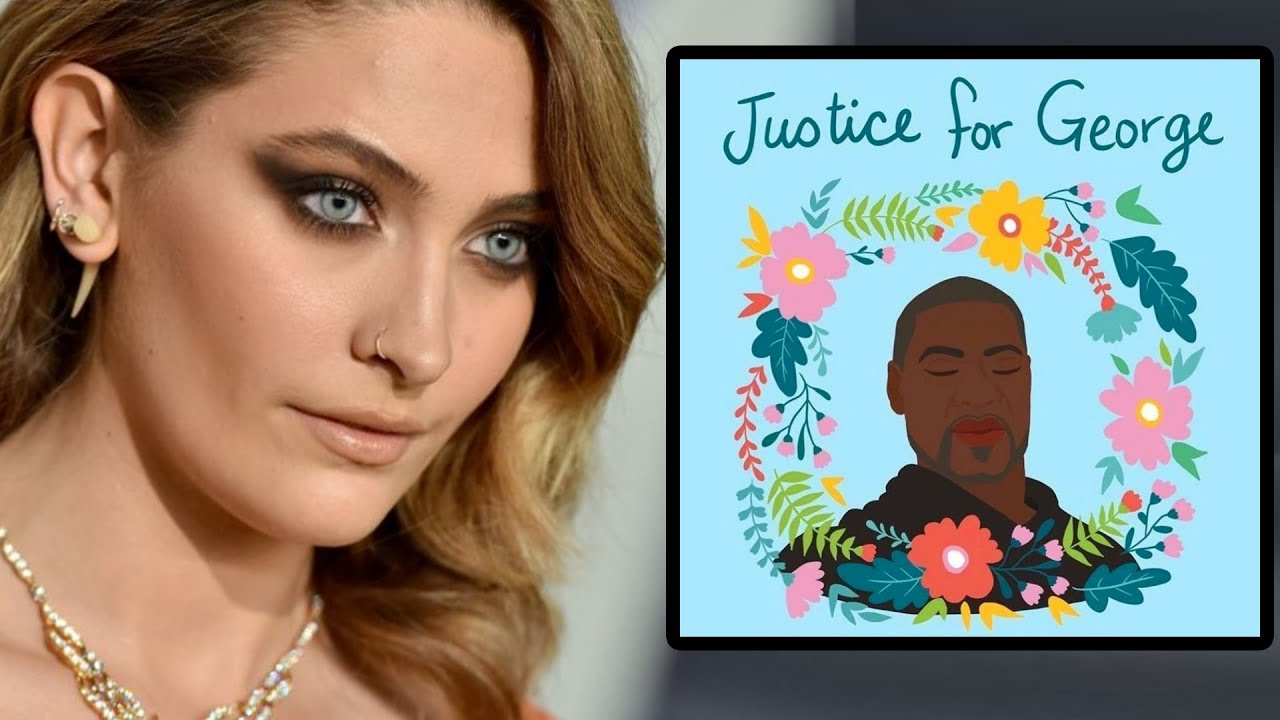 Michael Jackson Daughter Paris Shows Her Admiration To The