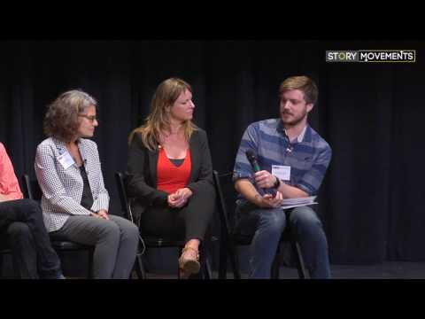 Story Movements Panel Discussion: Represent
