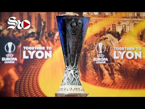 Roban trofeo de Europa League en México