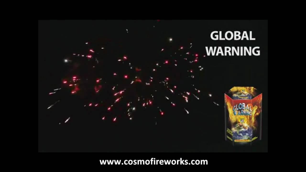 Global Warning - World Class Fireworks - YouTube