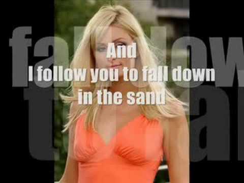 Paris Hilton-Heartbeat(lyrics)