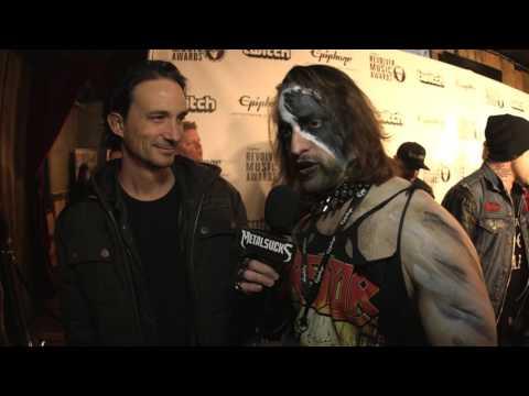GOJIRA Interview, Revolver Music Awards 2016 Black Carpet | MetalSucks