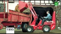 Der Hoflader - ein Meilenstein der Landtechnik