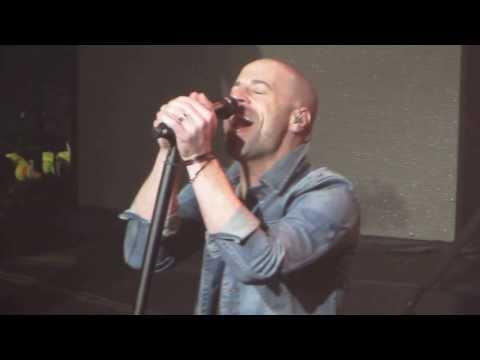 Daughtry - Intro + Baptized (HD) (Live @ Store Vega, Copenhagen. 05-03-14)