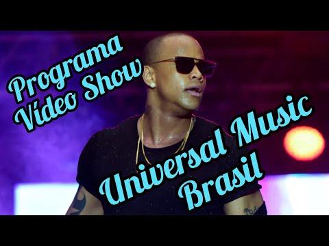 Léo Santana assinou contrato com Universal  Brasil + gravando para o Vídeo Show