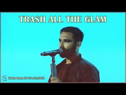 Trash All The Glam - #ConchitaWurstLIVE - Hafen Open Air - 16.08.2019