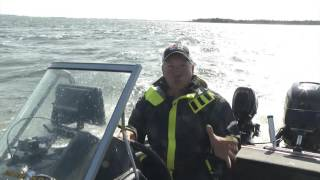 Rough Water Boat Driving Tips