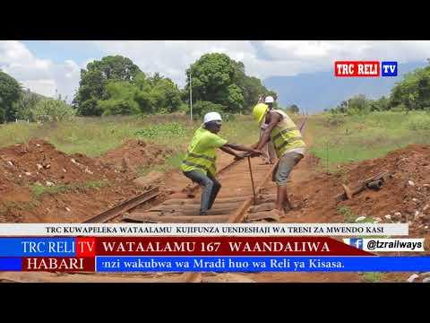 TRC Yataja Idadi ya Watanzania Wazawa watakaoenda Nje ya Nchi kujifunza Kuendesha Treni ya Umeme.