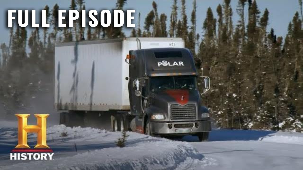 Ice Road Truckers: Full Episode - The Big Skid (Season 11, Episode 8) | History
