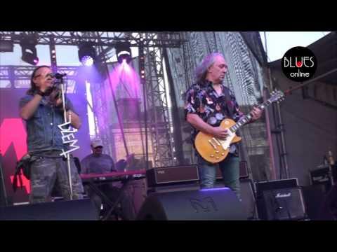 Dżem - Detox na X Suwałki Blues Festival 2017