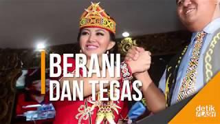 Video Melihat Paras Cantik Cagub Kalimantan Barat Usungan PDIP download MP3, 3GP, MP4, WEBM, AVI, FLV September 2018
