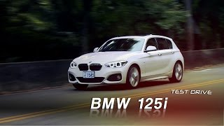 【試駕60】BMW 125i M Sport Package 試駕-udn tv【行車紀錄趣Our Love for Motion】20150617