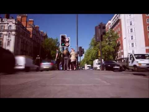 Time Lapse - Rush Hour - Baker Street, London