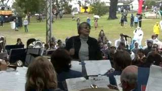 Download The Ballarat Brass Band - encore live at The Meredith Music Festival 2008 MP3 song and Music Video