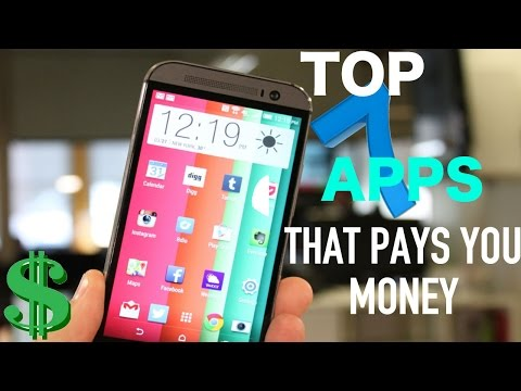Apps that Pay You Money, Apps that Pay through Pay Pal