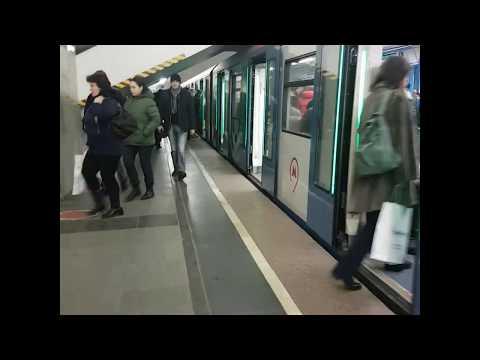 Китай-Город метро переход  между платформами