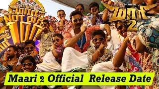 Interesting Updates On Maari 2 ! Maari 2 Release Date ! Sai Pallavi & Varalaxmi Combo For Dhanush
