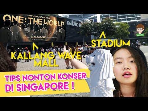 TIPS NONTON KONSER DI LUAR NEGERI - SINGAPORE #1 Mp3