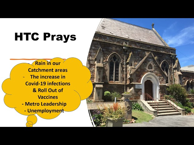 Holy Trinity Church Pre-Recorded Service for Sunday 27 June 2021