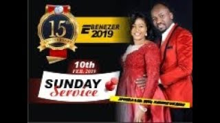 LIVE! OFM 15th Anniversary Sunday Service Celebration, With Apostle Johnson Suleman