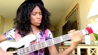 chaka khan tell me somethin good nik west cover