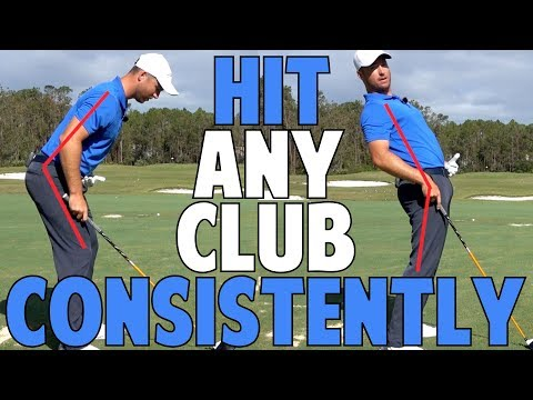 Hit Every Club Consistently | Stable Spine in Crazy Detail