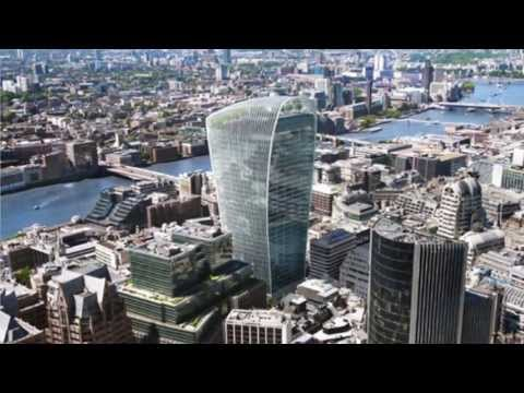 Architecture in the City: a tour of modern buildings in the City of London