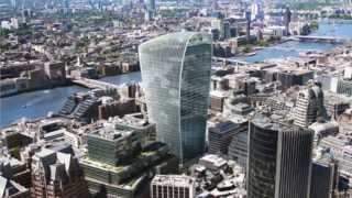 Architecture in the City: a tour of modern buildings in the Square Mile