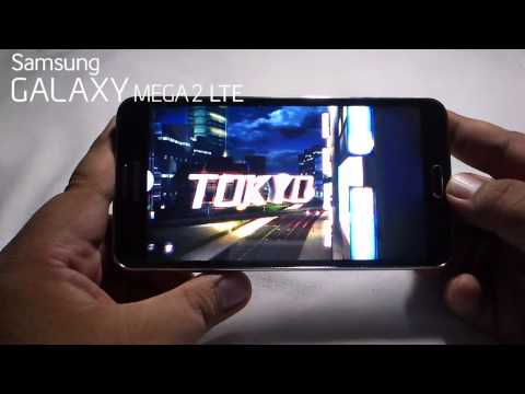 (Review) Samsung GALAXY MEGA 2 LTE กับเกมส์ Asphalt 8