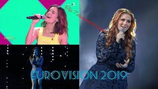 Eurovision 2019 season - Top 7 eliminated songs