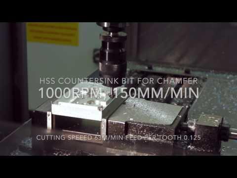 CNC Milling Metric Speeds & Feeds Aluminium   #5minFriday #22